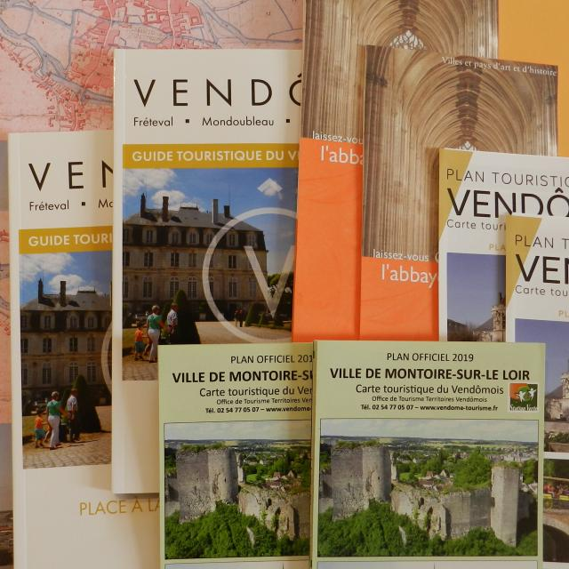 Brochures Office de Tourisme
