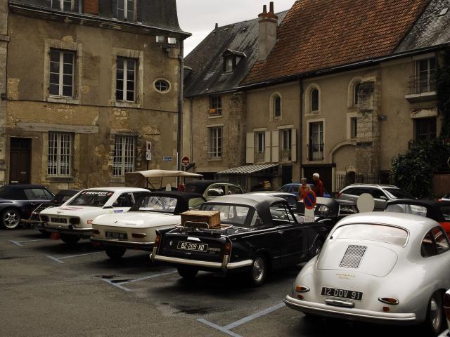 Rallye de voitures anciennes-Le Vendôme Classic 2.0