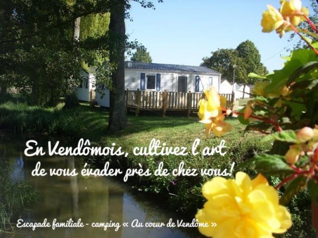 Camping Au Coeur De Vendôme