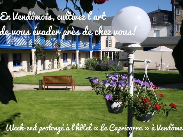 Hôtel Le Capricorne