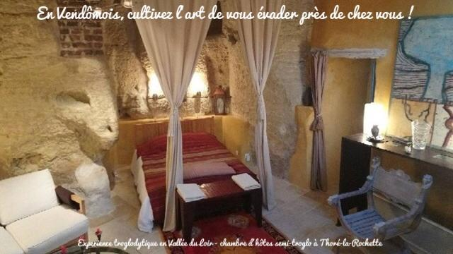 Chambres d'hôtes Luc Bonhomme