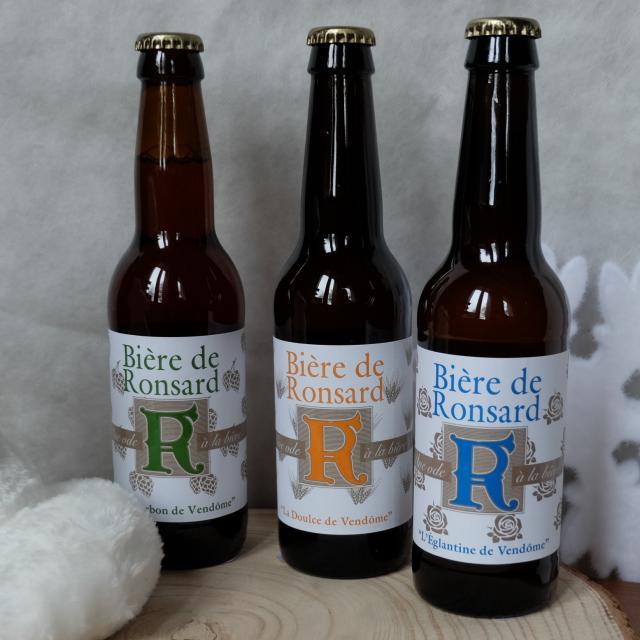 Boutique De Noël Bières Ronsard
