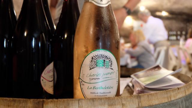 Bouteilles de vin - Domaine de la Berthelotière à Villiers-sur-Loir