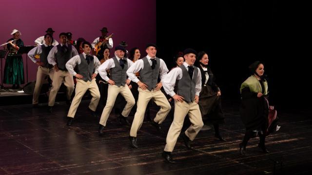 Groupe - Ballet de Savoie