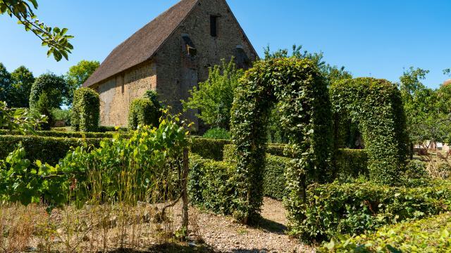 Jardins - Commanderie d'Arville