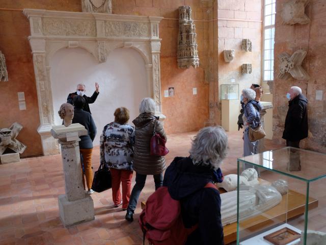 Visite guidée CIAP-musée de Vendôme