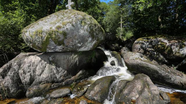 Cascade du Doustre - Montaignac