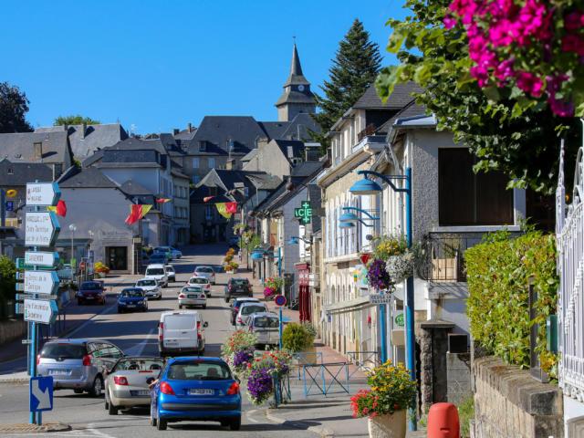 Centre Ville d'Egletons