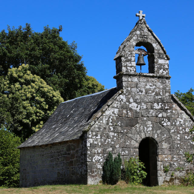 Chapelle Miginiac - Champagnac La Noaille