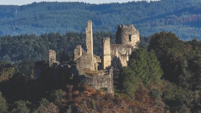 Château de Ventadour