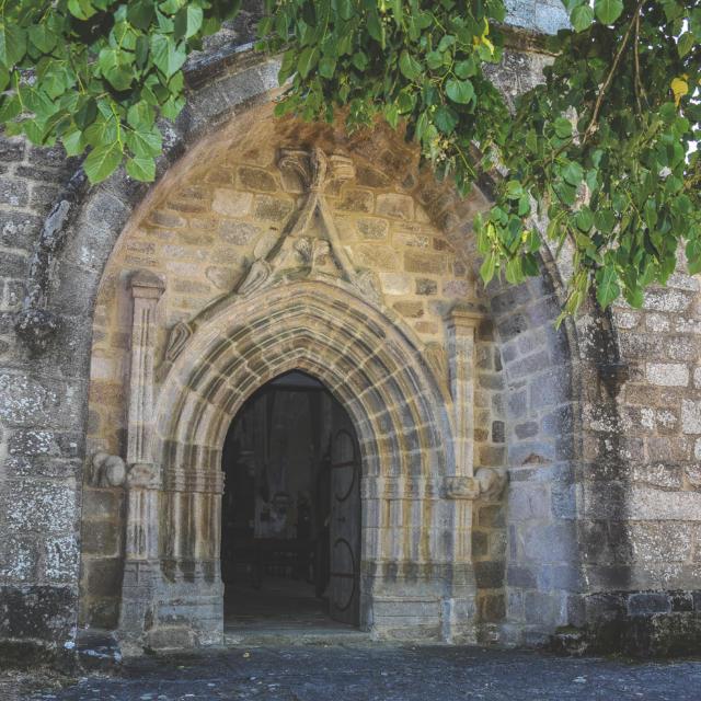 L'église Saint Anne Meyrignac