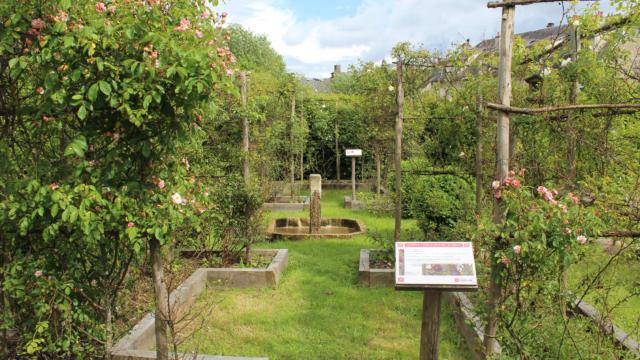 Jardin Medieval du Centre de Découverte du Moyen-Âge