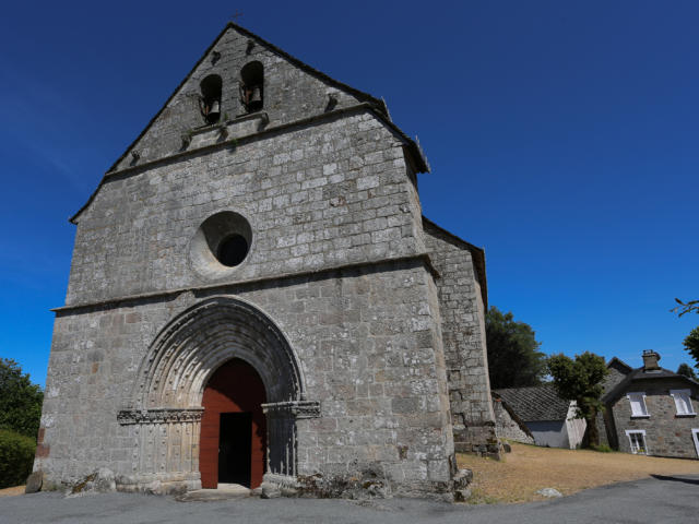 La Chapelle Spinasse église