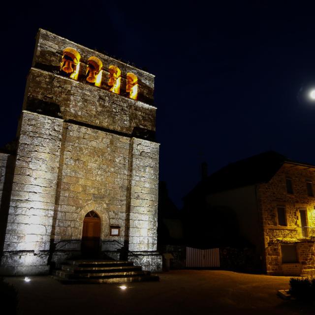 Eglise de Lafage-sur-Sombre