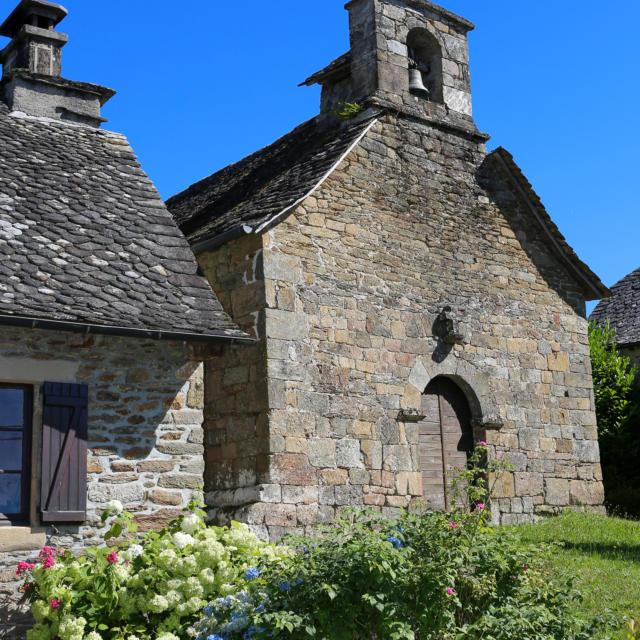 La chapelle Saint-Simon - Laval-sur-Luzège