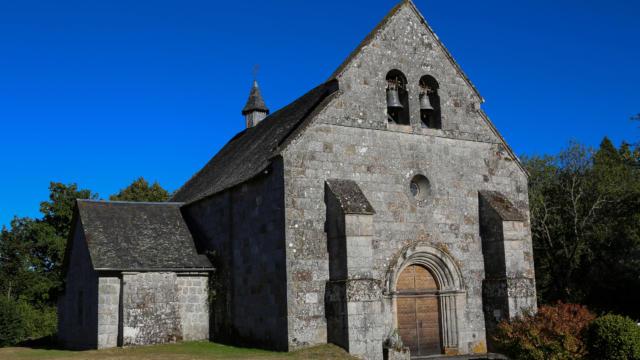 Eglise de Moustier-Ventadour