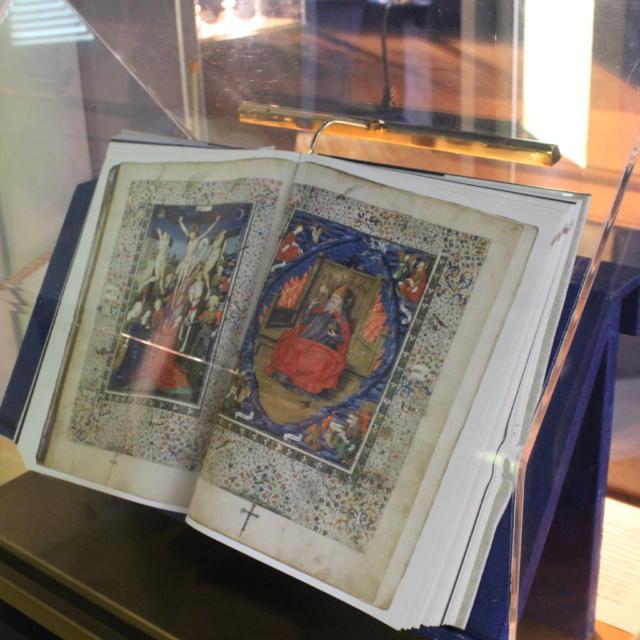 Objets d'exposition du Centre de découverte du Moyen-âge