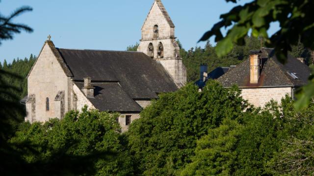 Eglise de Peret Bel Air