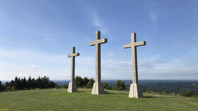Croix du Puy de Sarran