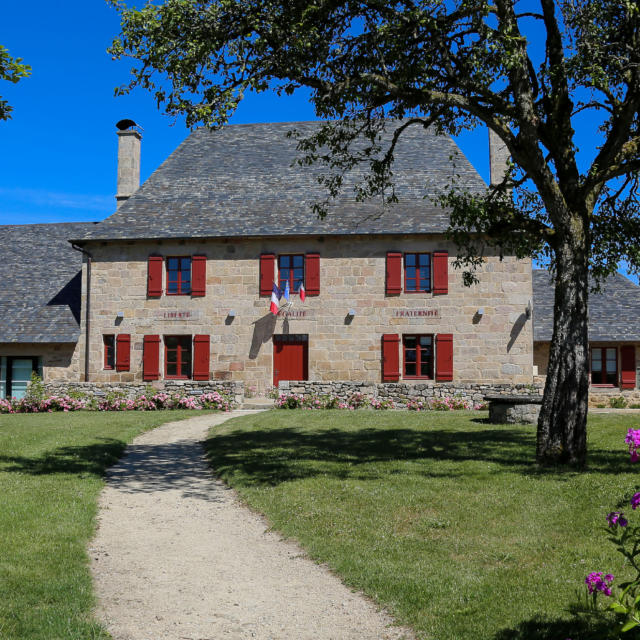 Mairie de Rosier d'Egletons