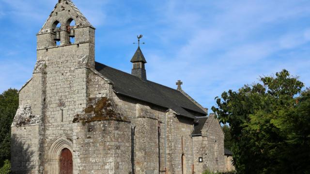 Eglise de St Yrieix Le Dejalat