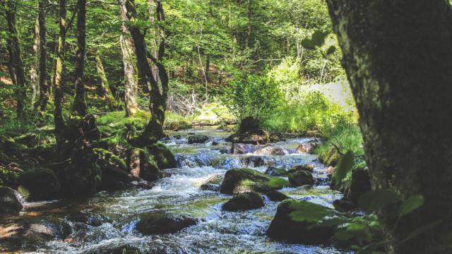 Cascade du Deïro - Soudeilles