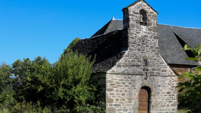 Eglise de St Hilaire Foissac