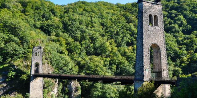 Le Viaduc des Rochers Noirs