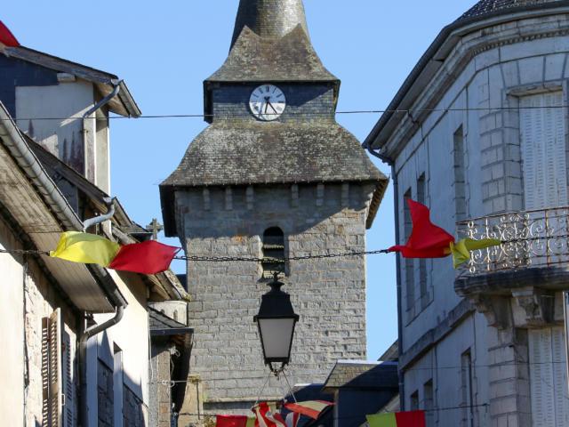 Rue François Monéger - Egletons
