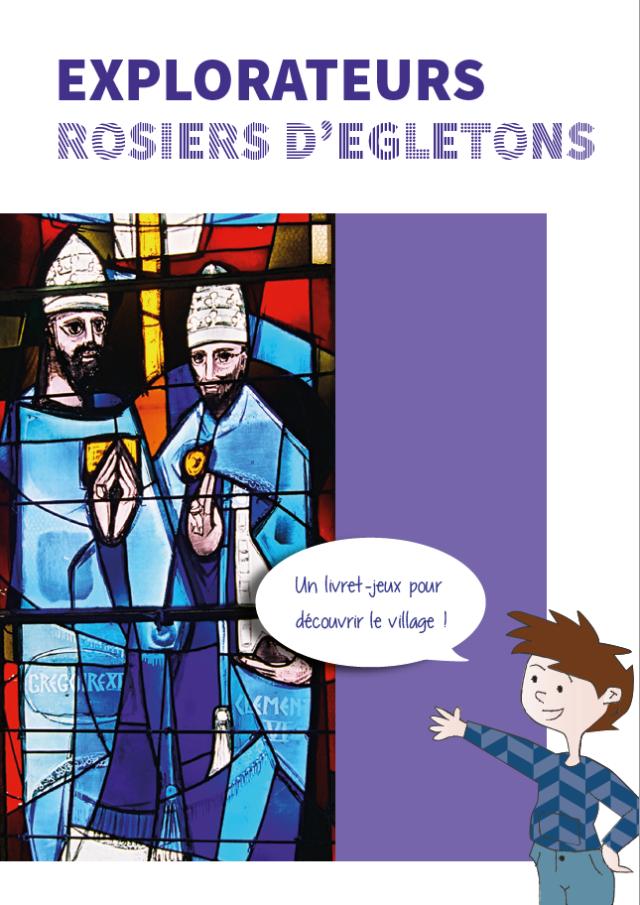 Explorateurs - Livret Jeu Rosiers d'Egletons