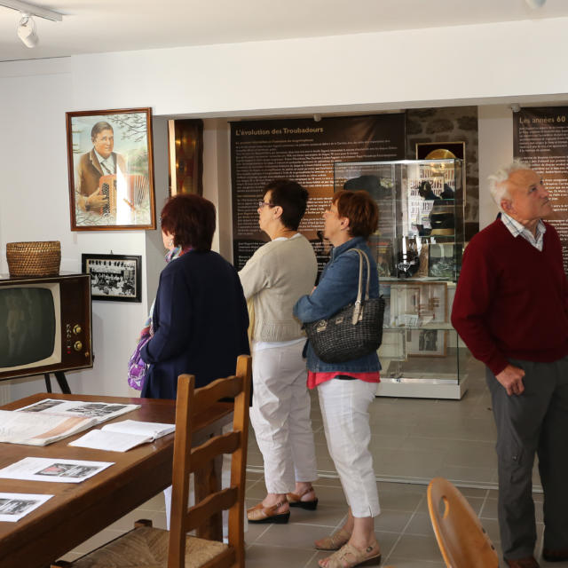 Exposition dédiée à Jean Segurel - Chaumeil