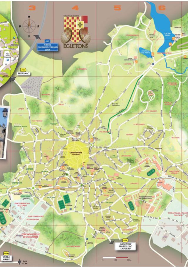 Plan d'Egletons