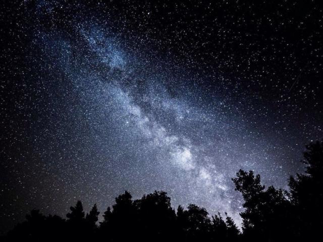Nuit étoilée à Soudeilles