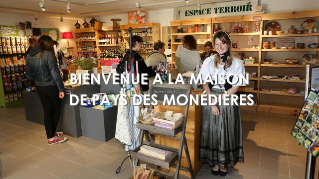 Slide Maison Monedieres Site