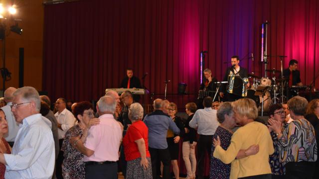 Gala d'accordéon - Egletons