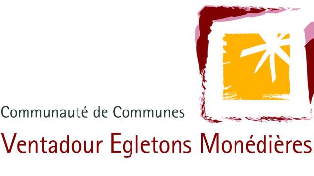 Logo Communauté de Communes de Ventadour-Egletons-Monédières