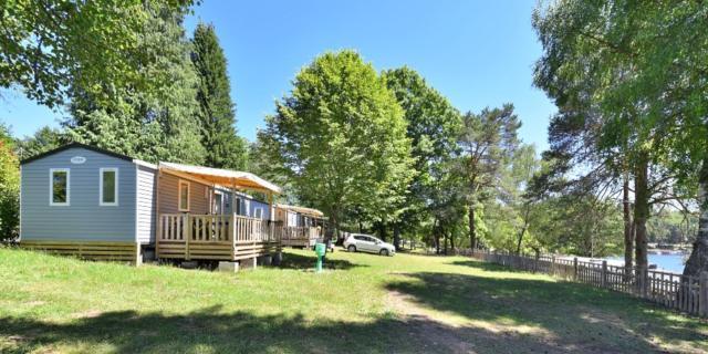 Camping Aquadis Loisirs de Marcillac-la-Croisille
