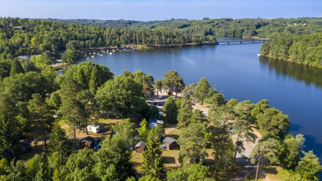 Camping aquadis - Marcillac-la-Croisille