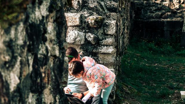 Enquête au Château de Ventadour