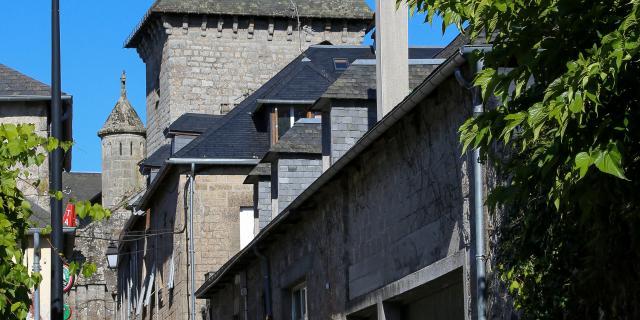 Egletons Rue Francois Moneger (1)