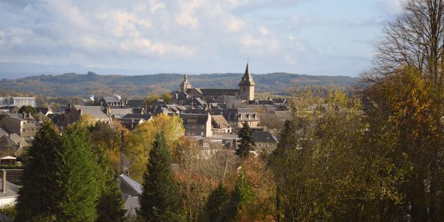 Vue Du Belvédère Du Puy Foissac