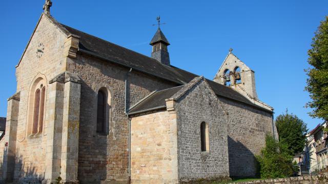 Saint Yrieix Le Dejalat Eglise 2016 (7)