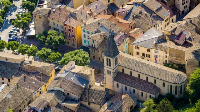 Castellane, Alpes de Haute Provence, 04