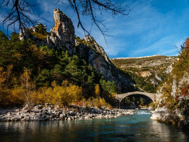 Pont De Tusset, Verdon