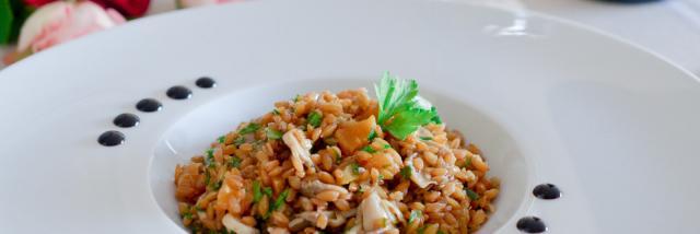 Risotto Epeautre Champignons Abricots 4 Sur 9