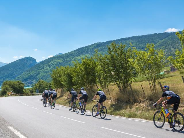 Vélo route Verdon