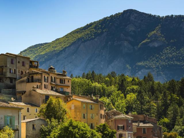 Village de Sausses
