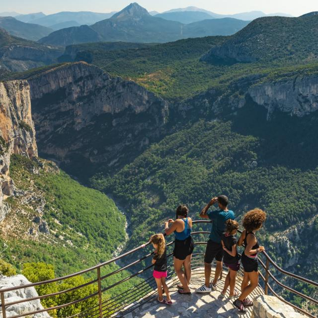 Point Sublime Gorges du Verdon