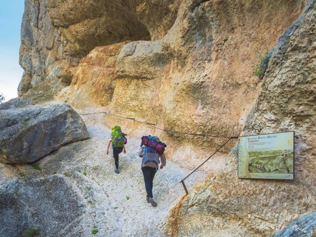Sentier Blanc Martel