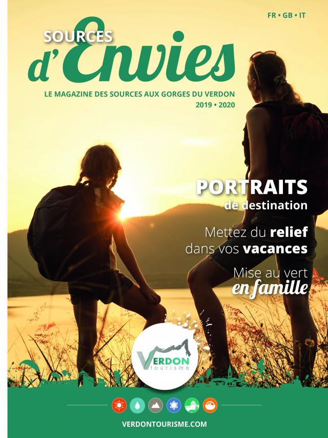 Couverture Magzine 2019 2020